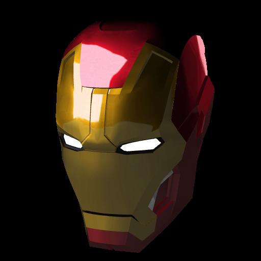 Iron Man Mark 42 3d Model Mark 42 Iron Man Helmet