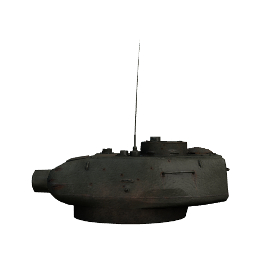 T34-85 tower