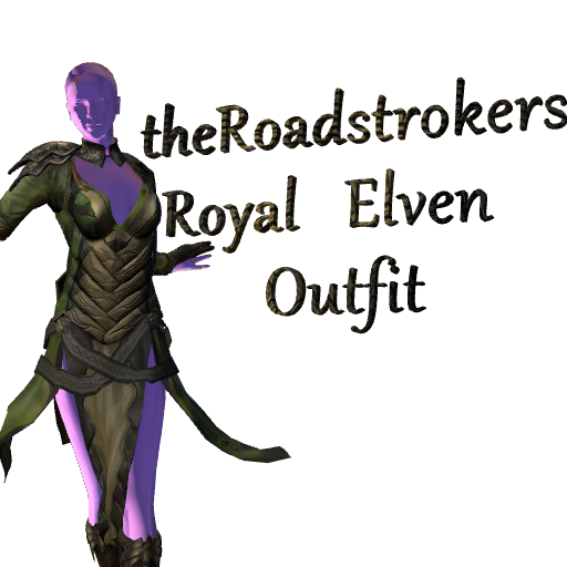 theRoadstrokers Royal Elven Outfit (Click to view in 3D)