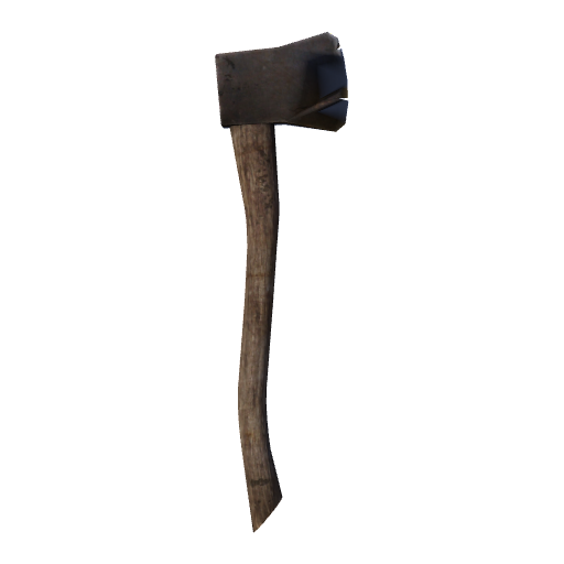 Woodcutter's Axe (Stage 1) (Click to view in 3D)