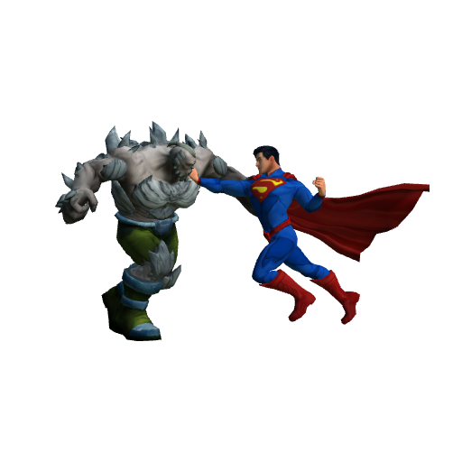 superman vs doomsday figure