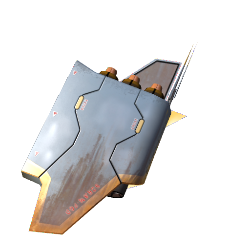 Scrampod Wings (Click to view in 3D)