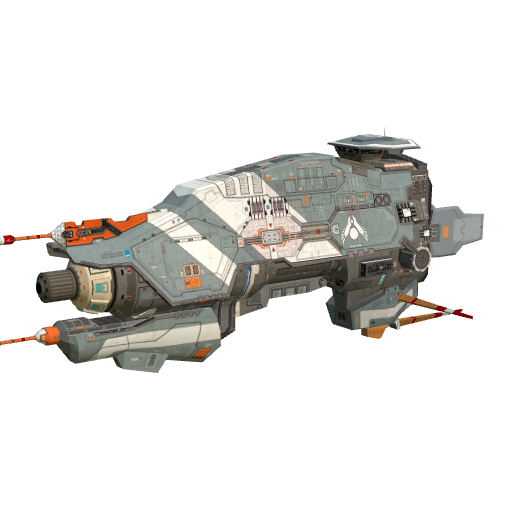UNH Ion Cannon Frigate