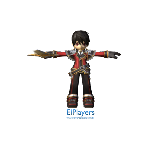 Elsword - El Officer