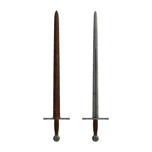Crusades Sword