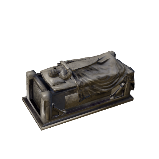 sepulcro (Click to view in 3D)