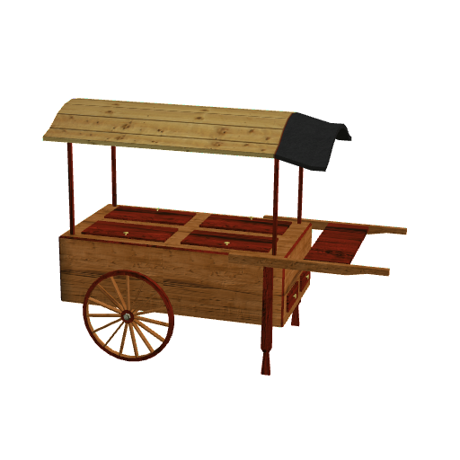Cart (Click to view in 3D)