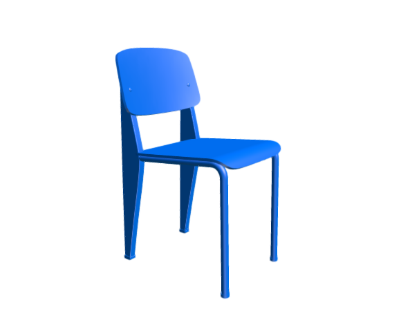 3D-Dimensions-Guide-Furniture-Side-Chairs-Prouve-Standard-Chair