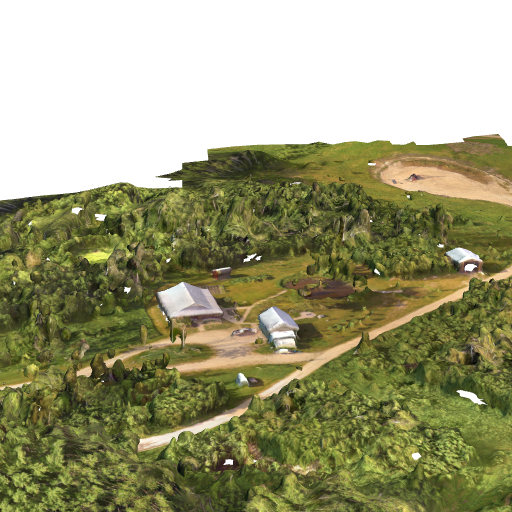 3D Model - Charlie Lake Acreage