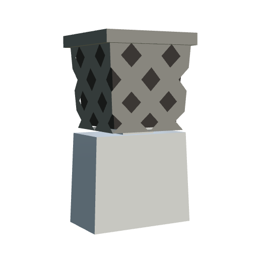 Hat Trashcan