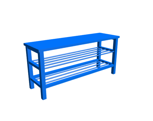 3D-Dimensions-Guide-Furniture-Shoe-Racks-Shoe-Storage-IKEA-Tjusig-Shoe-Rack-Bench