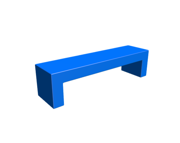 3D-Dimensions-Guide-Furniture-Benches-Vignelli-Bench