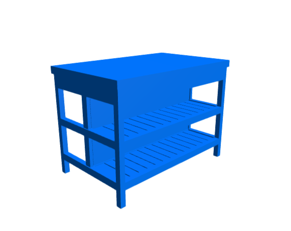 3D-Dimensions-Guide-Furniture-Kitchen-Cart-IKEA-Vadholma-Kitchen-Island-Wide