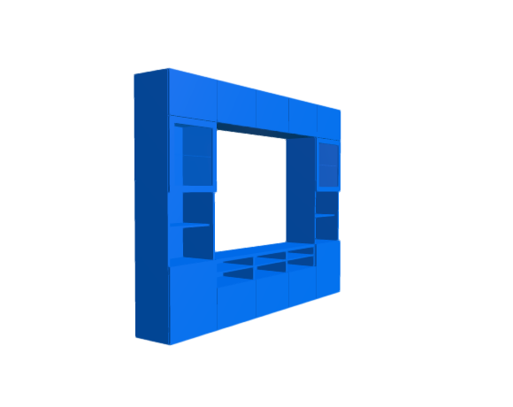 3D-Dimensions-Guide-Furniture-Entertainment-Center-Media-Center-IKEA-Besta-TV-Storage-Unit-Combination-Overhead