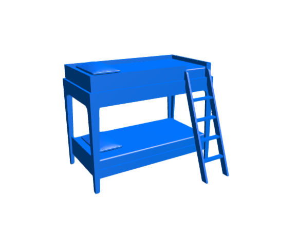 3D-Dimensions-Guide-Furniture-Bunk-Beds-Loft-Beds-Perch-Bunk-Bed