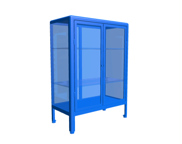 3D-Dimensions-Guide-Furniture-Display-Cabinet-IKEA-Fabrikor-Glass-Door-Cabinet-Wide