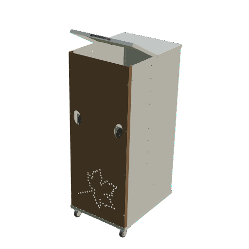 Pellet container (v.6)